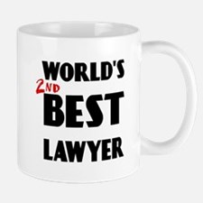 World's 2nd Best Lawyer Better Call Saul Mugs