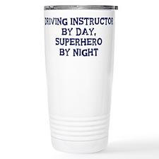 Cool Instructor Thermos Mug