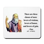 Plato 17 Mousepad