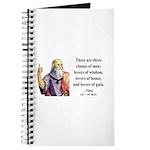 Plato 17 Journal