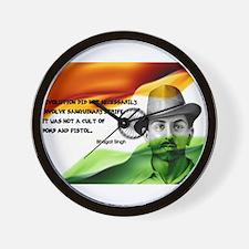 Funny Singh Wall Clock