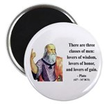 Plato 17 Magnet