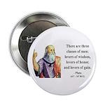 """Plato 17 2.25"""" Button (100 pack)"""