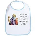 Plato 17 Bib