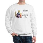 Plato 17 Sweatshirt