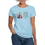 Plato 17 Women's Light T-Shirt