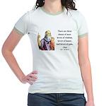 Plato 17 Jr. Ringer T-Shirt