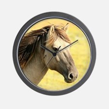Animal Horse Wall Clock