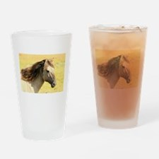 Animal Horse Drinking Glass