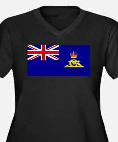 RAYC Ensign Plus Size T-Shirt