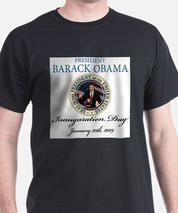 Cute Obama inauguration T-Shirt