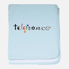 Tolerance baby blanket