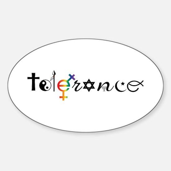 Tolerance Decal