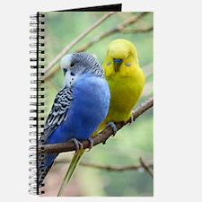 Budgie Love Journal