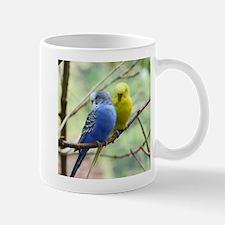 Budgie Love Mugs