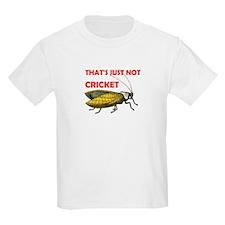 NOT CRICKET T-Shirt