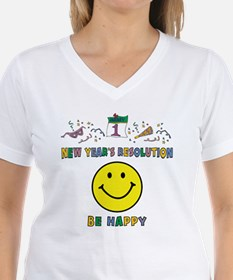 Funny New Year's Resolution Shirt