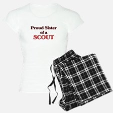 Proud Sister of a Scout Pajamas