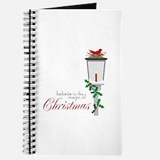 Magic Of Christmas Journal