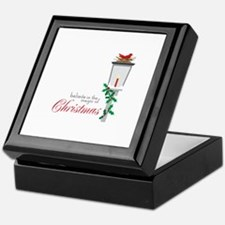 Magic Of Christmas Keepsake Box