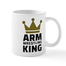 Arm wrestling king Mug