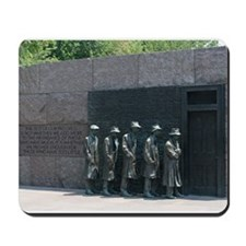 FDR New Deal Mousepad