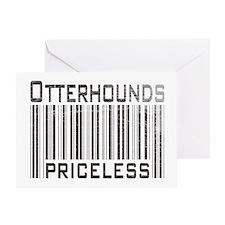 Otterhound Dog Owner Lover Greeting Card