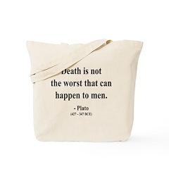Plato 19 Tote Bag