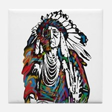 CHIEF Tile Coaster
