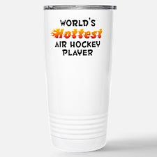 Unique Best hockey player Travel Mug