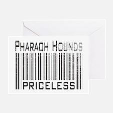 Pharaoh Hound Dog Lover Owner Greeting Card