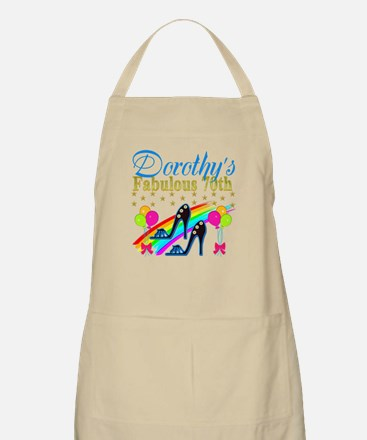 CUSTOM 70TH Apron