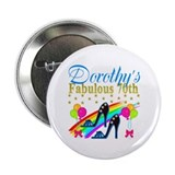 70 birthday Buttons
