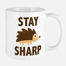 Stay Sharp Mugs