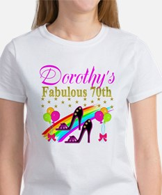 CUSTOM 70TH Women's T-Shirt