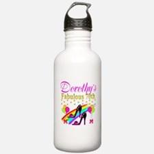 CUSTOM 70TH Water Bottle