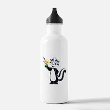 Friendle Skunk with Fl Water Bottle
