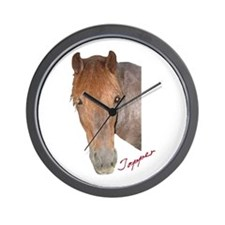 Topper Wall Clock