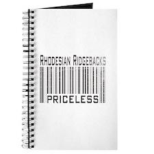 Rhodesian Ridgeback Dog owner Journal