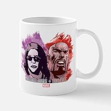 Jessica Jones & Luke Cage Mug