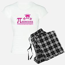 Math Princess Pajamas