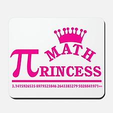 Math Princess Mousepad