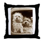 Free at Last Cairns Throw Pillow