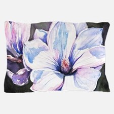 Magnolia Painting Pillow Case