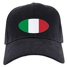 Italian Flag Baseball Hat