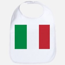 Italian Flag Bib