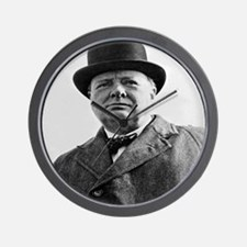 Winston Churchill Wall Clock