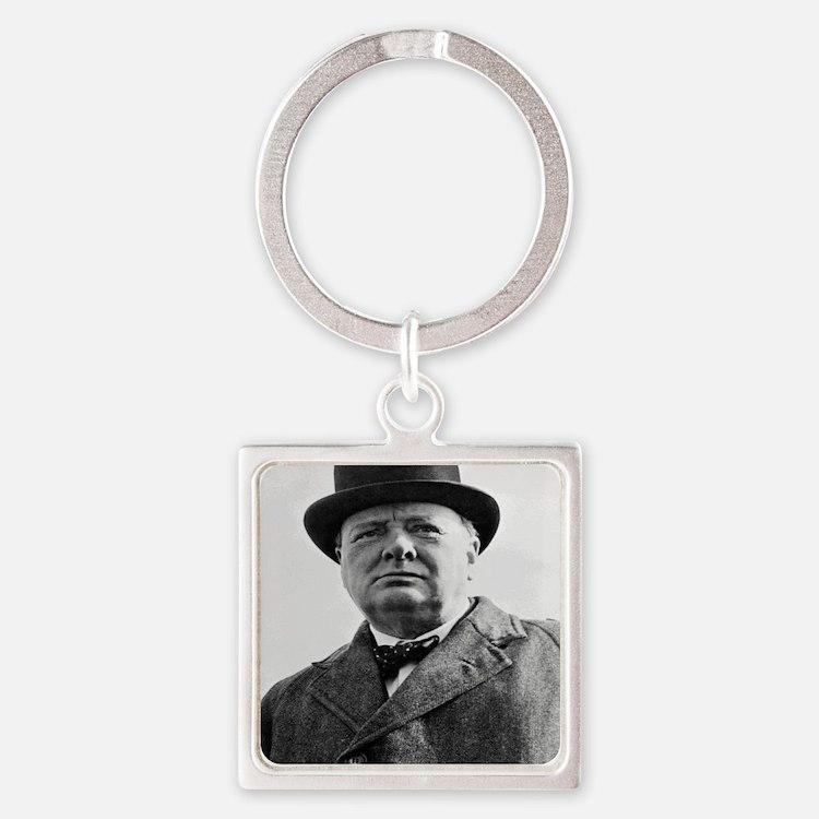 Winston Churchill Keychains