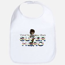 Be Own Superhero Bib