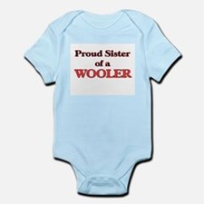 Proud Sister of a Wooler Body Suit